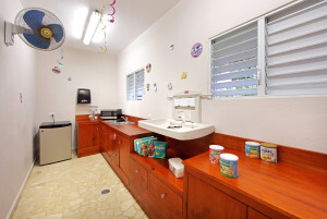 Grand Palladium Punta Cana Complejo - Baby care office