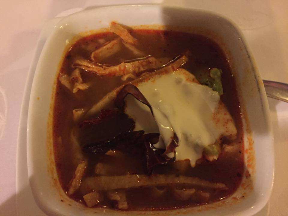 Tortilla soup. Royal Suites Punta De Mita PV palladium. Amazing by Ashley Dawn