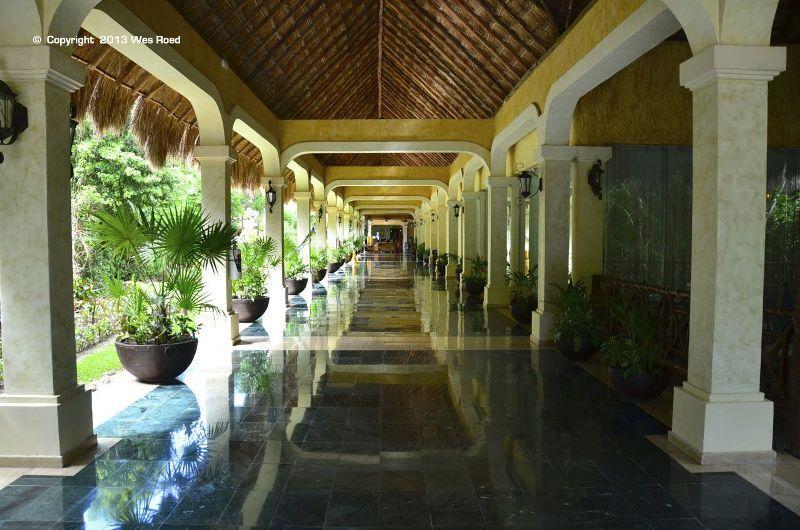 corridor by Wes