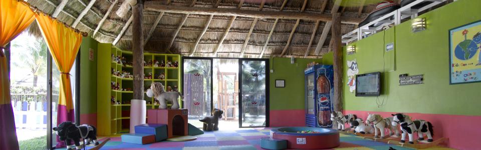 Gran Palladium Riviera Maya – Baby Club