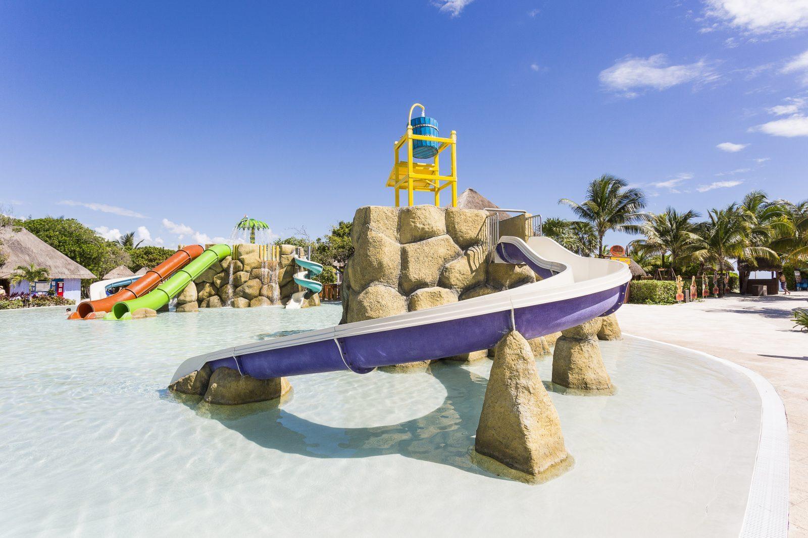 Grand Palladium Riviera Maya – Parque acuático