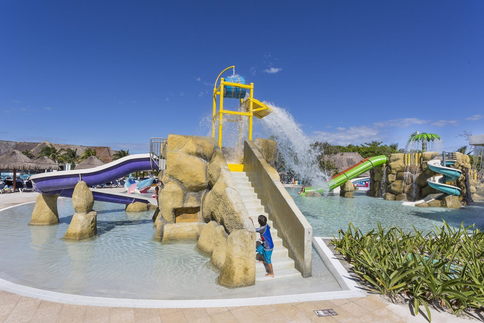 Grand Palladium Riviera Maya – Parque acuático_1