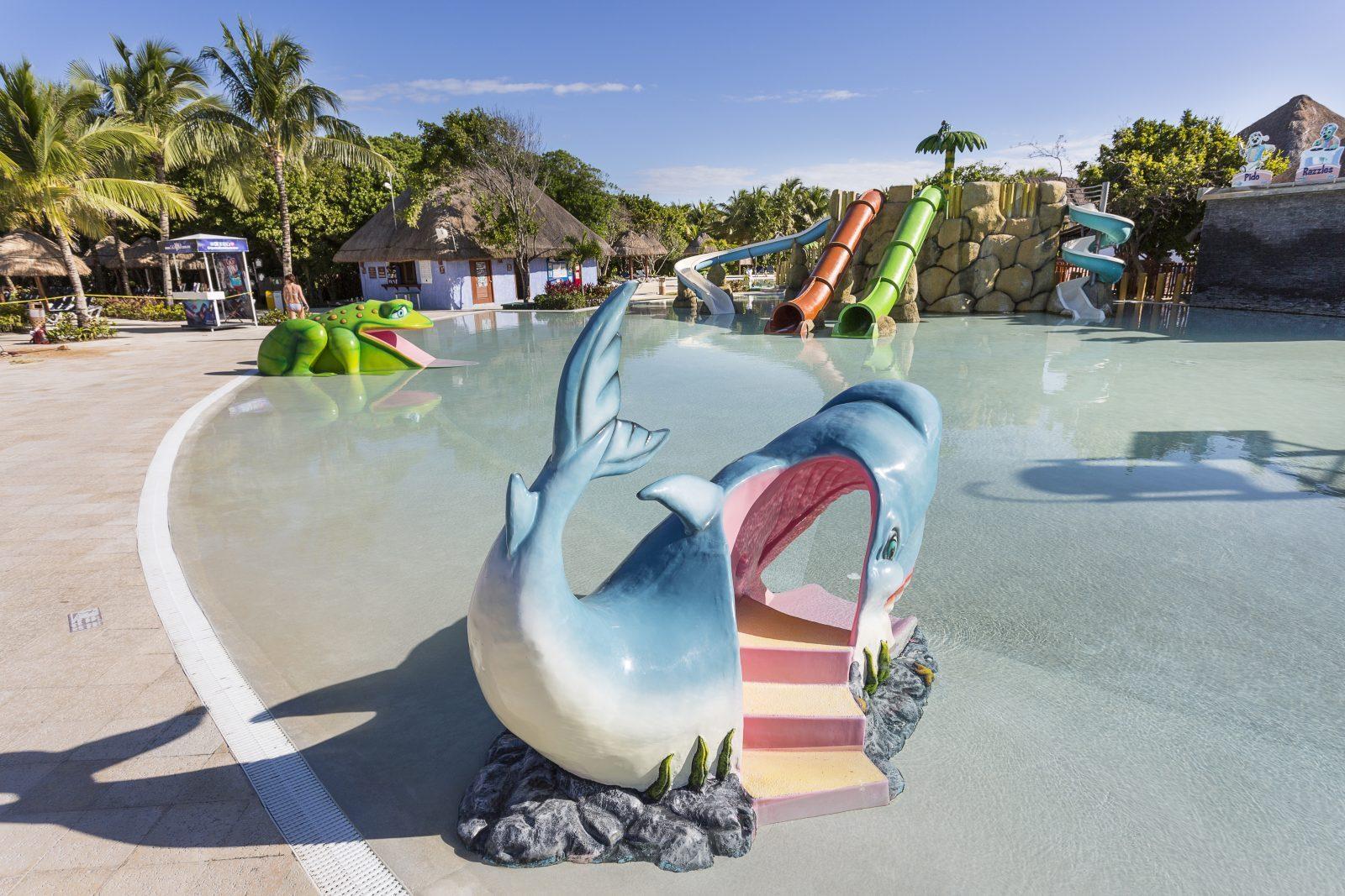 Grand Palladium Riviera Maya – Parque acuático_2