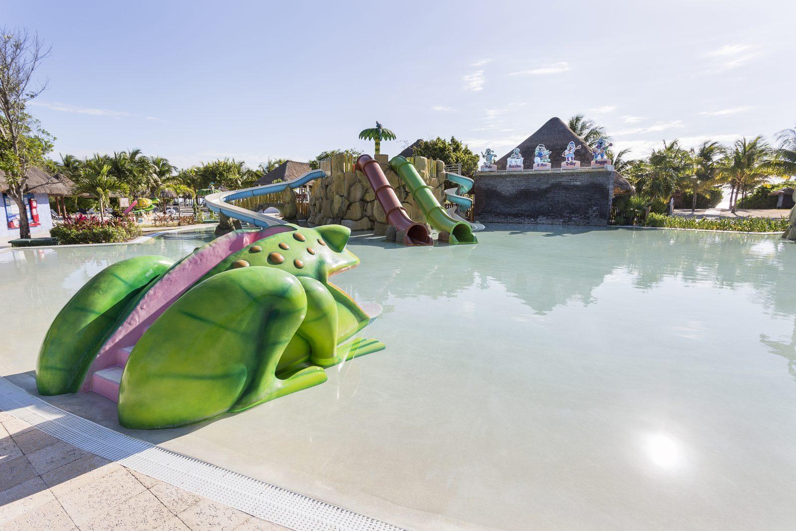 Grand Palladium Riviera Maya – Parque acuático_4