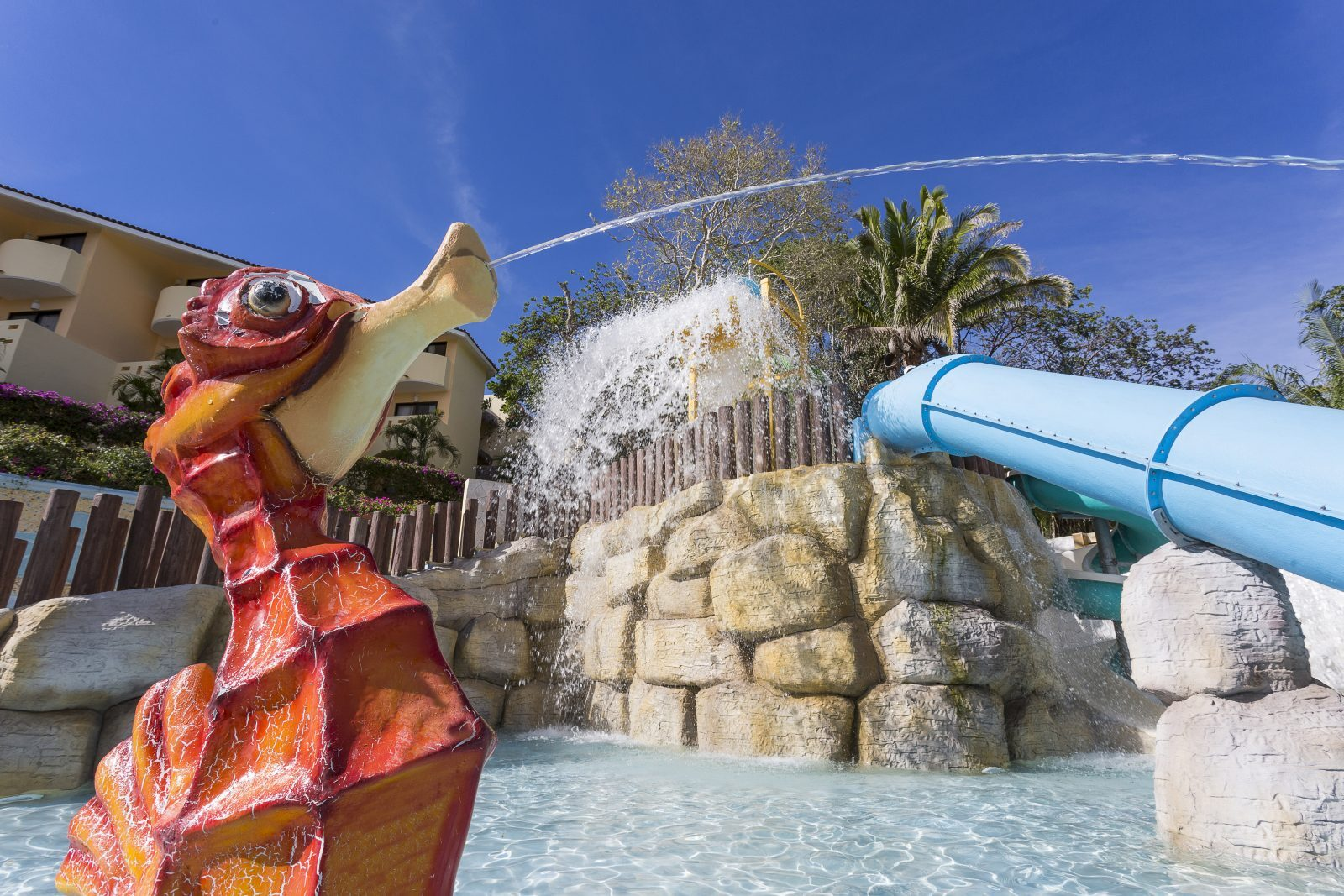 Grand Palladium Vallarta Resort & Spa – Parque acuático_2