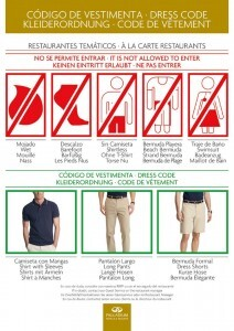 dress code for men
