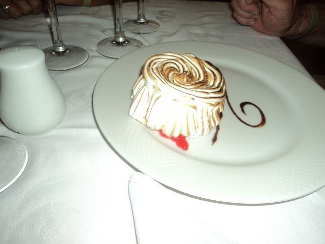 Baked Alaska by Amy Cole