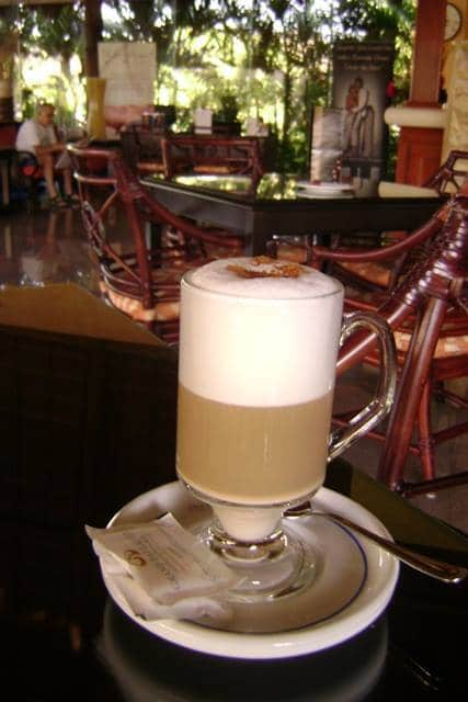 Cappucino by Anne