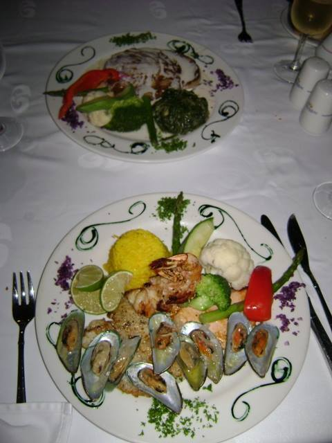 Seafood @ Mare Nostrum (not on menu)