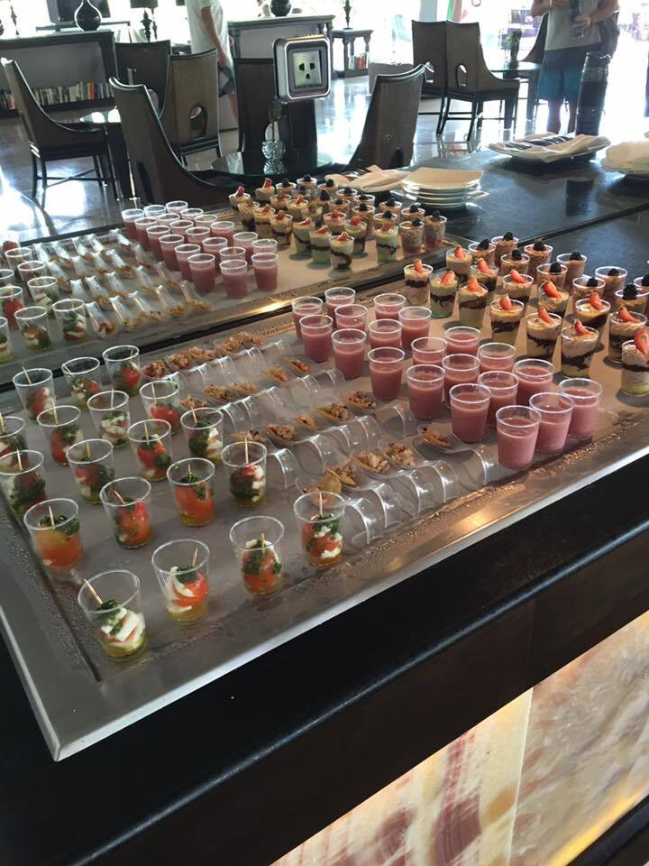 These lovely morsels were at the Royal lobby yesterday. So cute and tasty! by Stacey Dawn Wyber