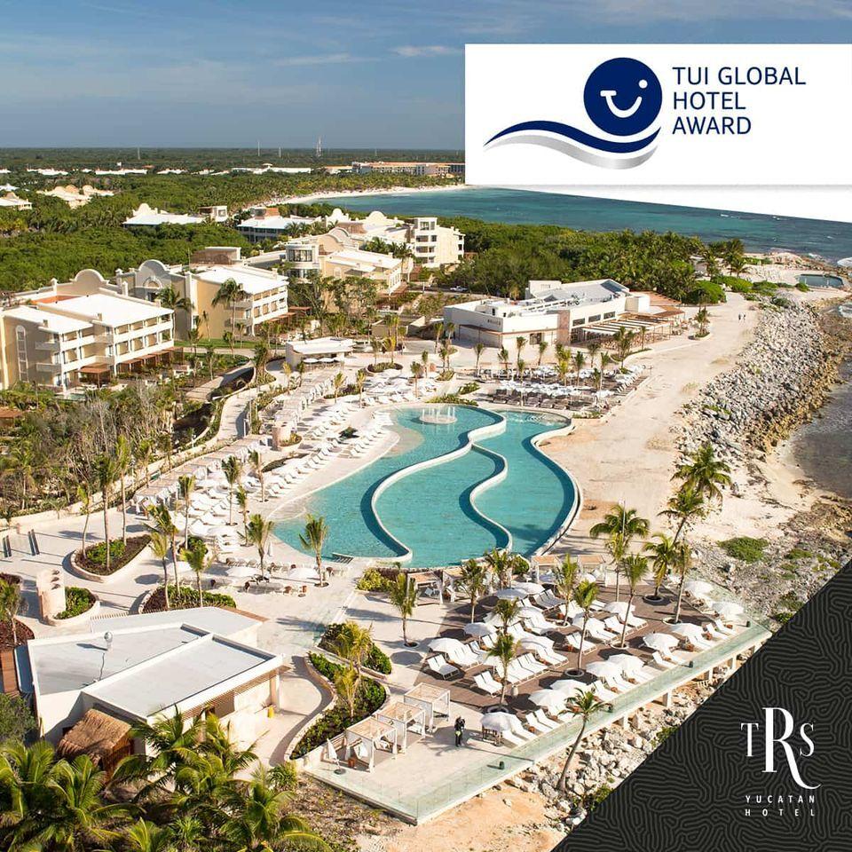 TRS Yucatan receives Best Hotel Award 2020